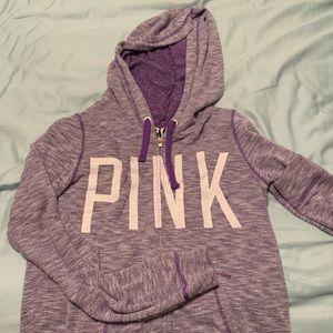 PINK purple jacket